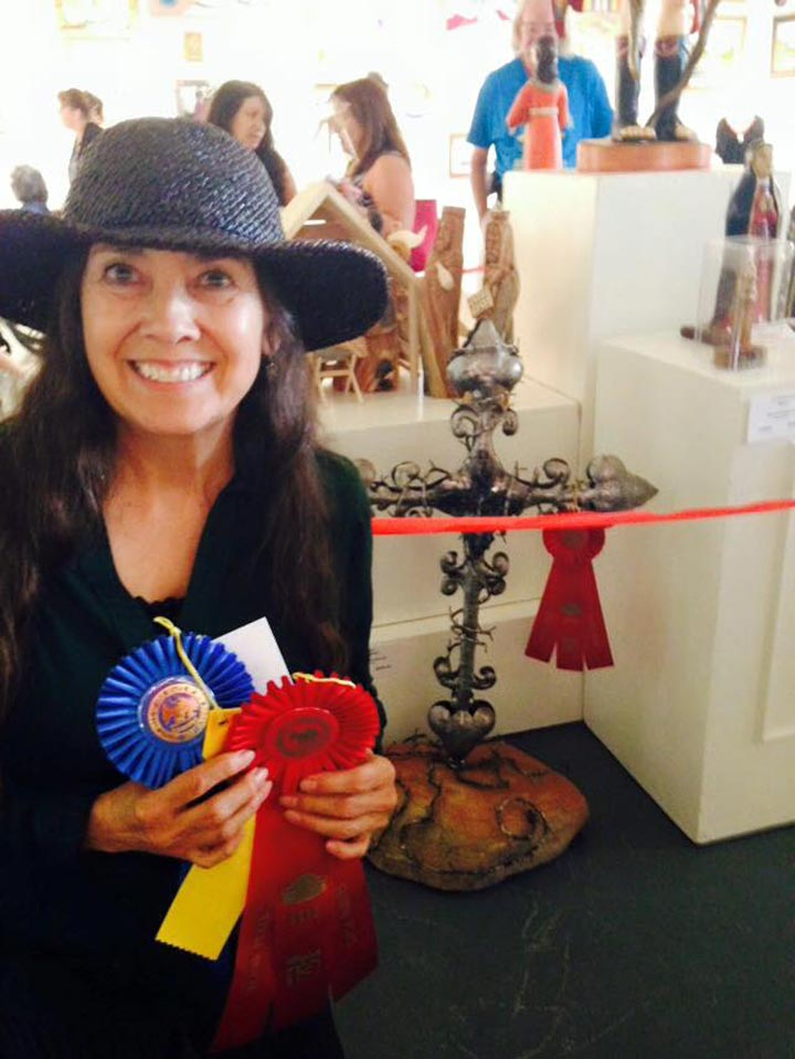 Second Place 2015 NM State Fair
